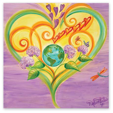 Living Love by Debbie Marie Arambula