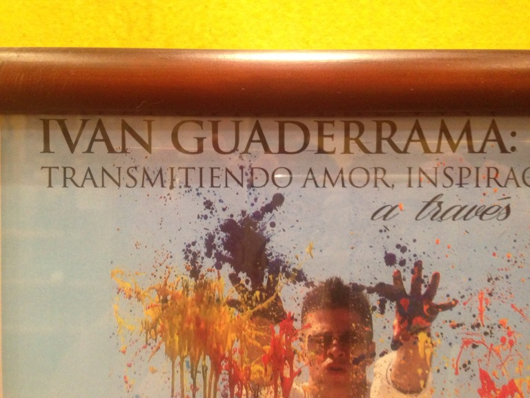 Ivan Guaderrama The Heart Artist of Cabo