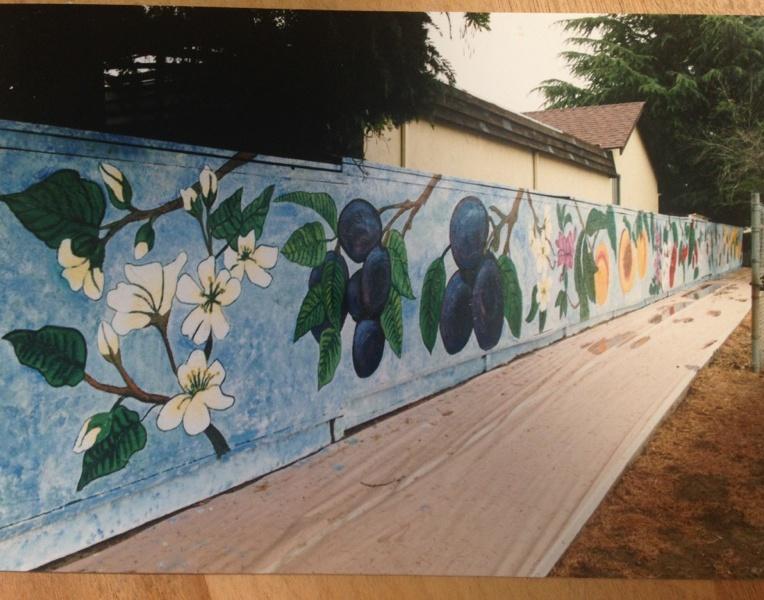 Hearts Delight Mural
