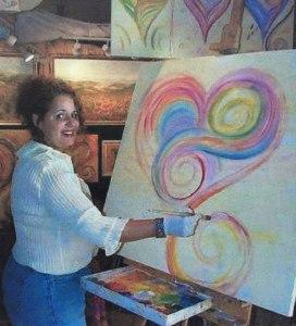Debbie Arambula The Heart Artist