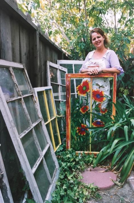 Vintage Window Rescued